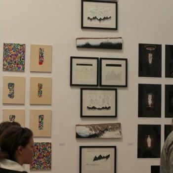 Exhibition view ArtmArt at Künstlerhaus